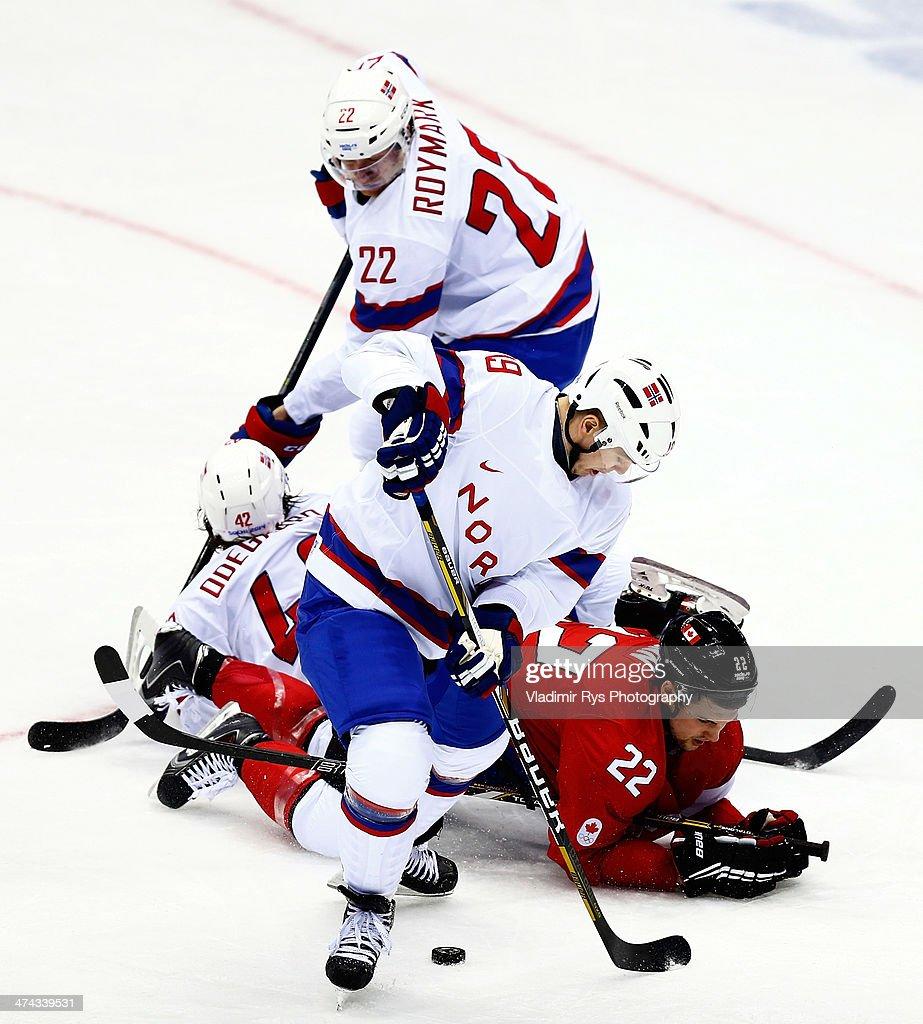 Ice Hockey - Winter Olympics Day 6