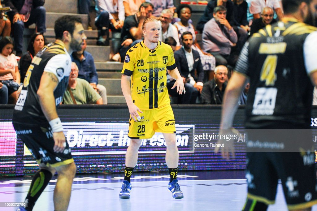 Tremblay en France v Pays d'Aix - Lidl Starligue