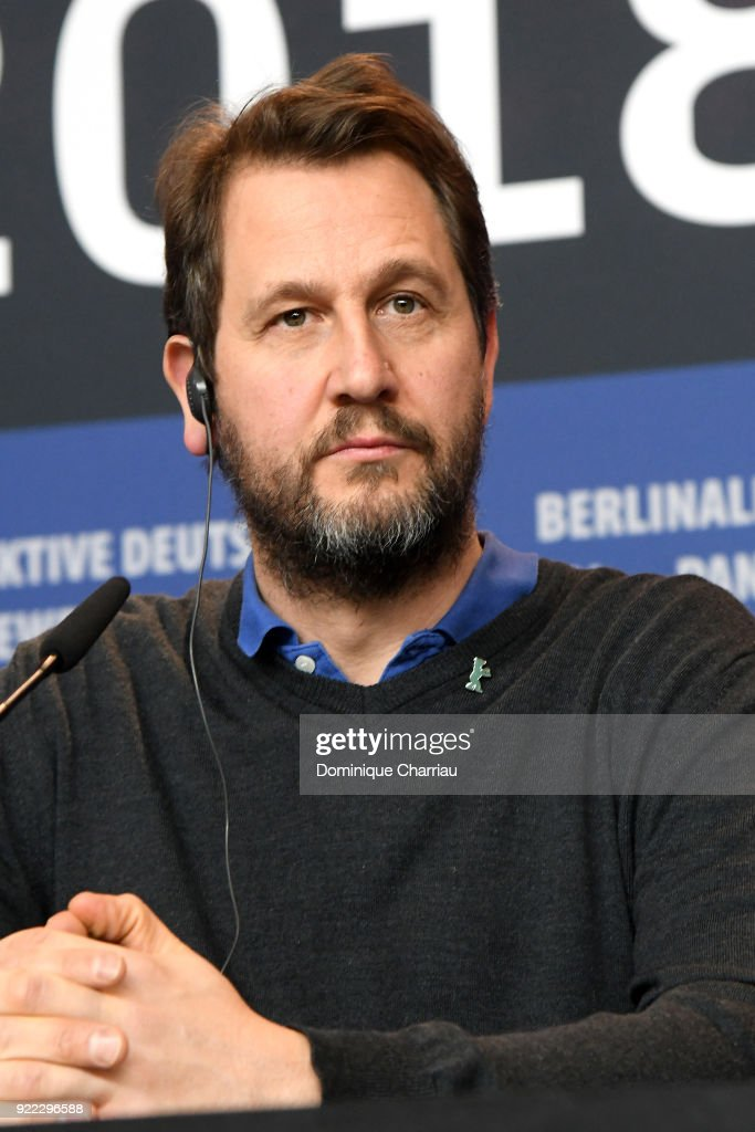 Henrik Rafaelsen is seen at the 'Becoming Astrid' (Unga Astrid) press conference during the 68th Berlinale International Film Festival Berlin at Grand Hyatt Hotel on February 21, 2018 in Berlin, Germany.