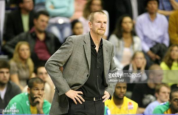 Henrik Roedl Sportler Basketball Trainer Alba Berlin