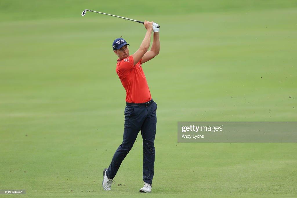 World Golf Championship-FedEx St Jude Invitational - Round Two : News Photo