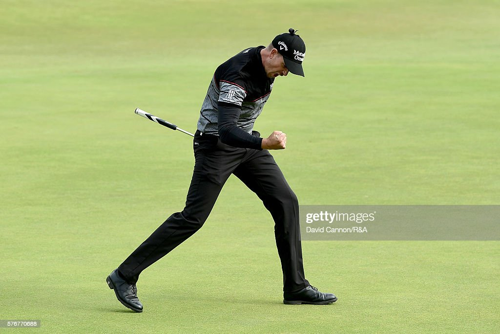 145th Open Championship - Day Four