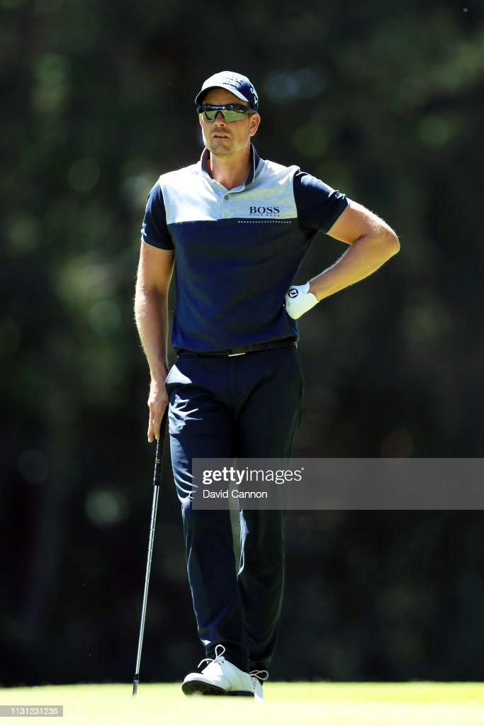 World Golf Championships-Mexico Championship - Round One : News Photo