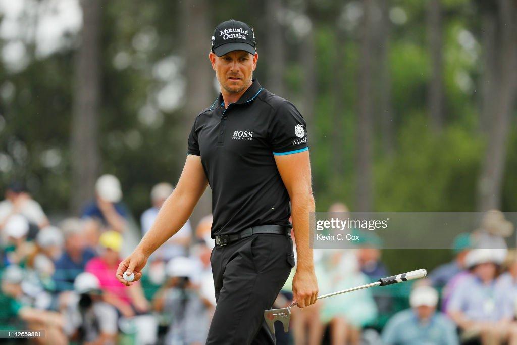 The Masters - Final Round : Foto di attualità