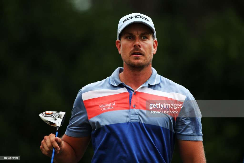 Henrik Stenson of Sweden walks on the 11th hole during round three of THE PLAYERS Championship at THE PLAYERS Stadium course at TPC Sawgrass on May 11, 2013 in Ponte Vedra Beach, Florida.