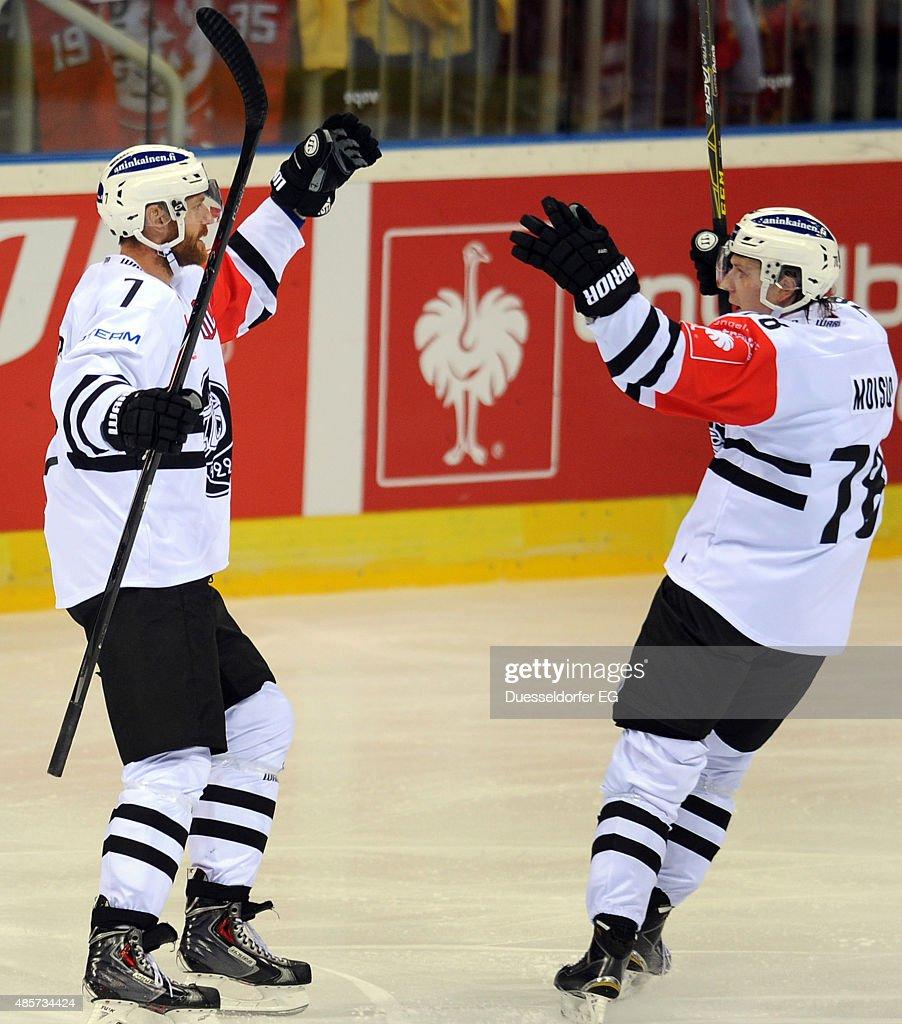 Dusseldorfer EG v TPS Turku - Champions Hockey League : News Photo