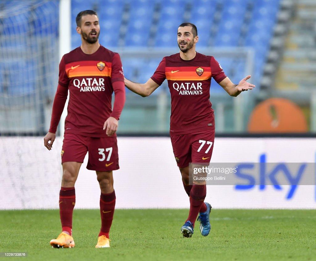 AS Roma v Parma Calcio - Serie A : ニュース写真