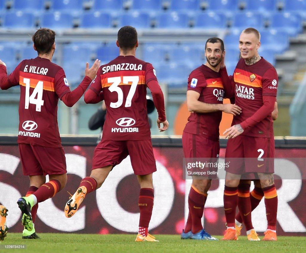AS Roma v Parma Calcio - Serie A : News Photo