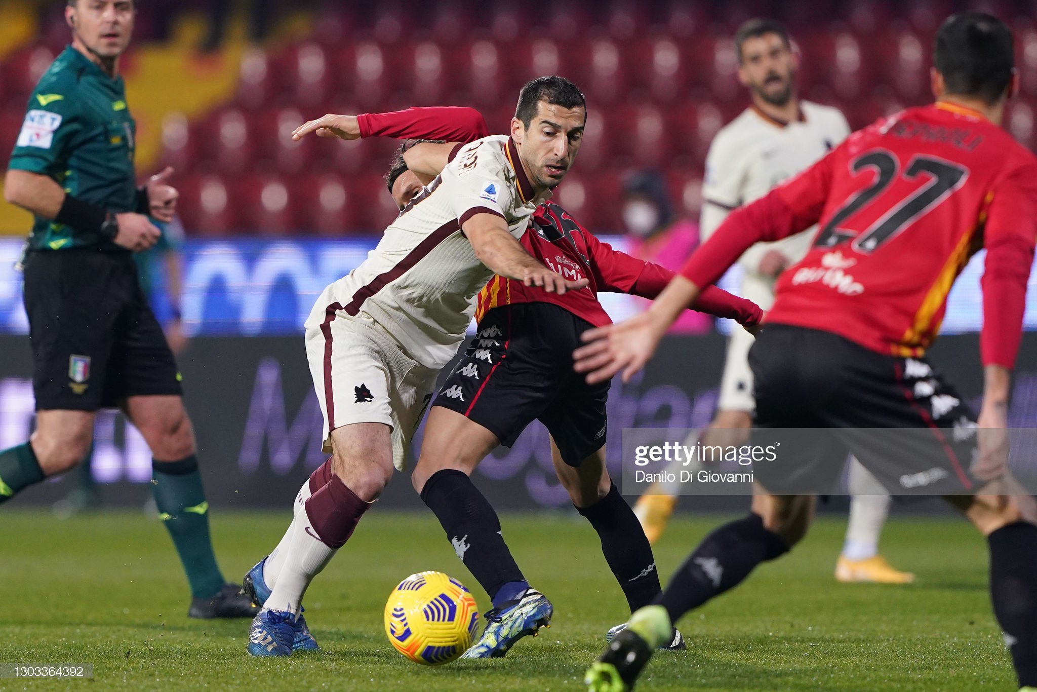 Benevento Calcio  v AS Roma - Serie A : News Photo