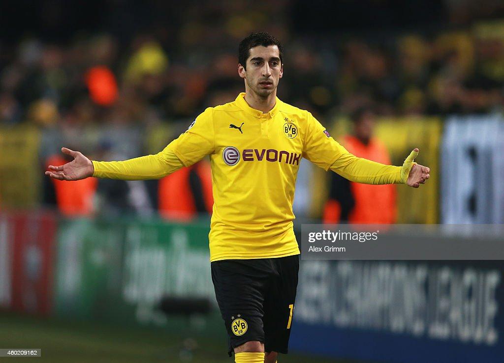 Borussia Dortmund v RSC Anderlecht - UEFA Champions League : News Photo