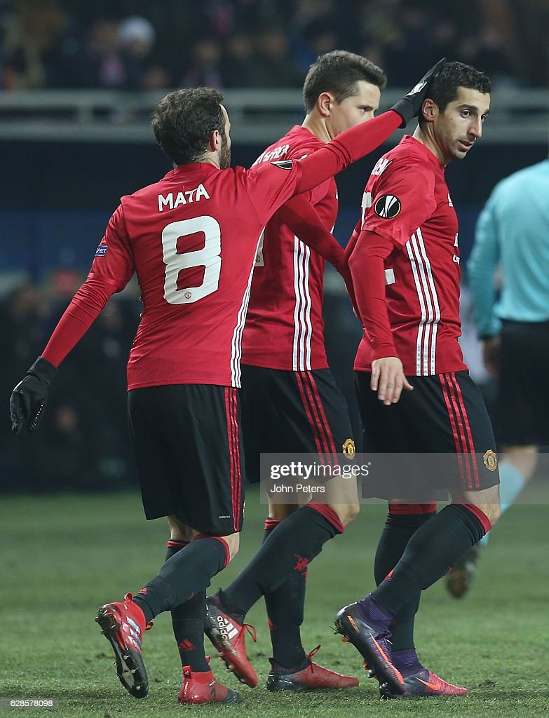 FC Zorya Luhansk v Manchester United FC - UEFA Europa League