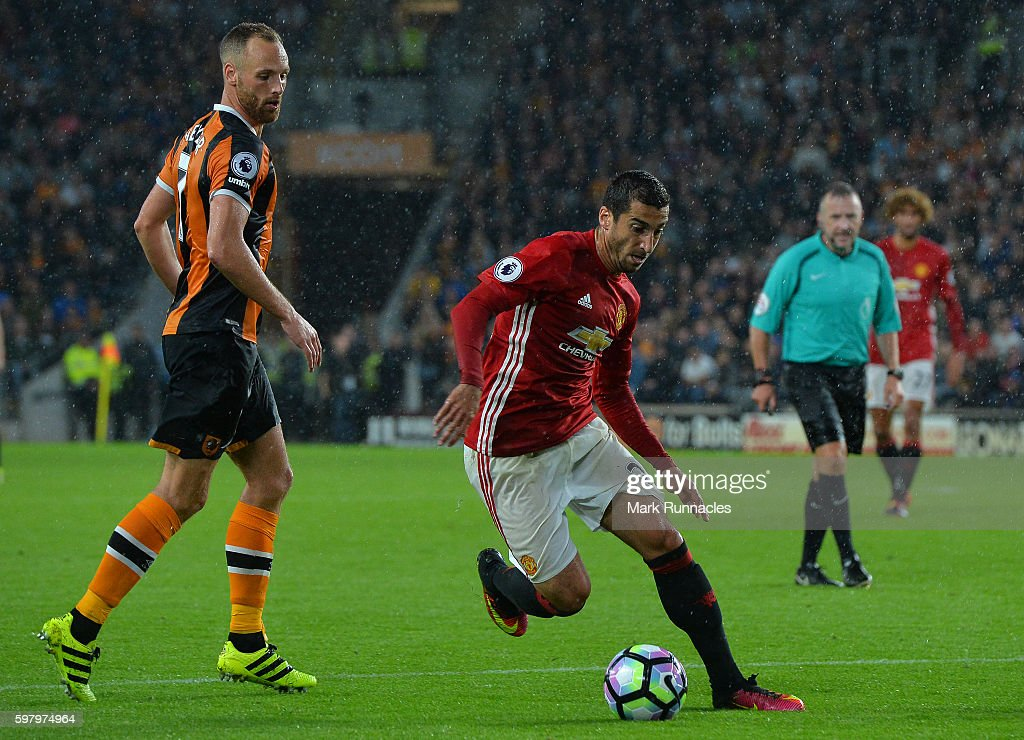 Hull City v Manchester United - Premier League : News Photo