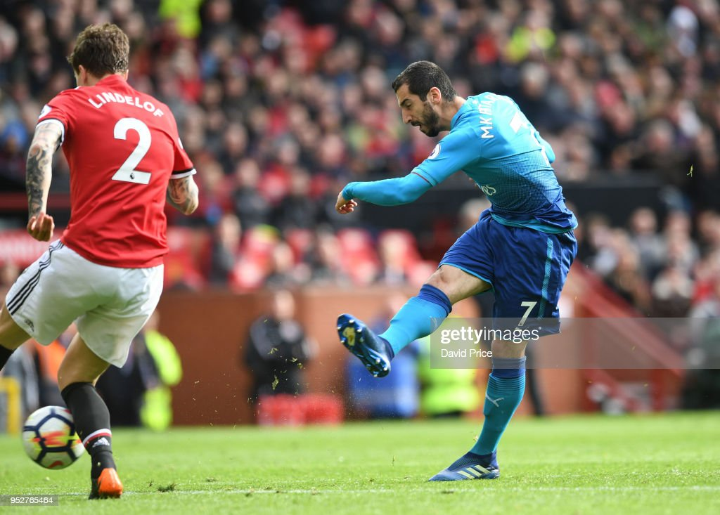 Manchester United v Arsenal - Premier League : ニュース写真