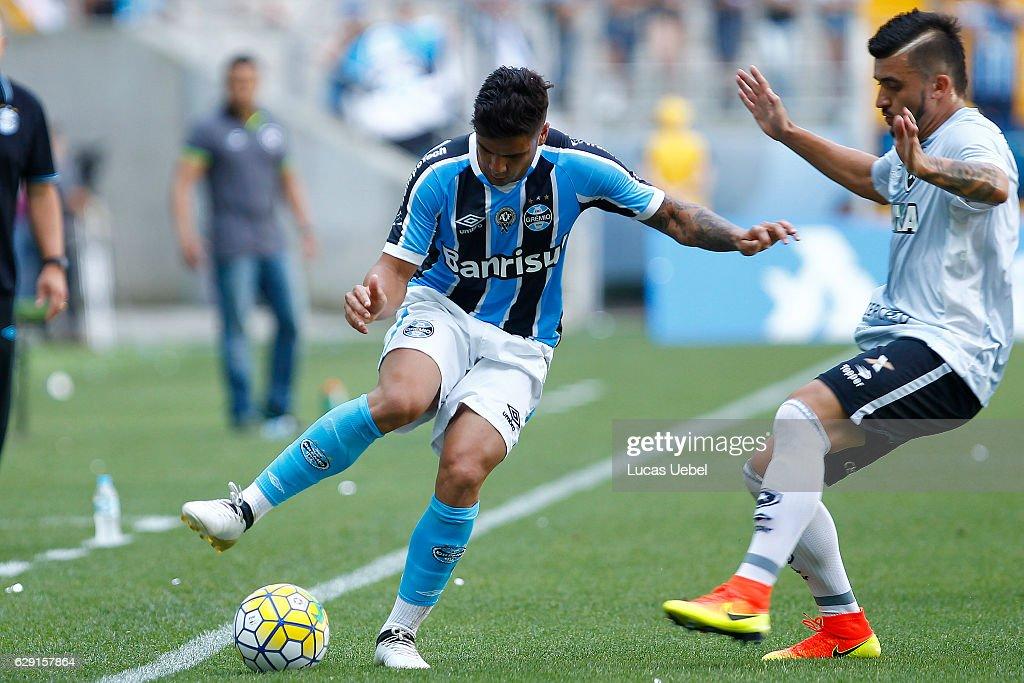 Gremio v Botafogo - Brasileirao Series A 2016