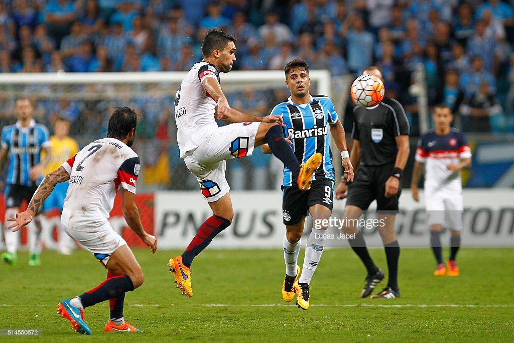 Gremio v San Lorenzo - Copa Bridgestone Libertadores 2016