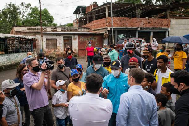 VEN: Interview With Venezuelan Opposition Leaders Henrique Capriles And Juan Guaido