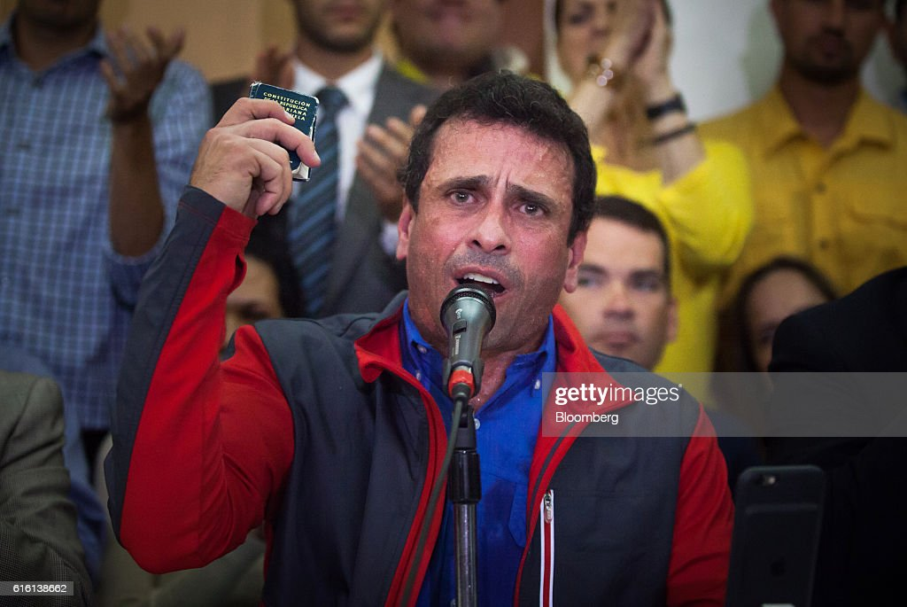 Venezuela Quashes Hopes to Oust President Maduro Through Recall