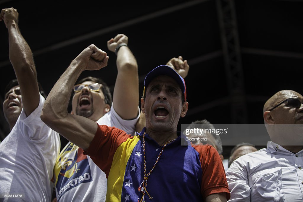 As Many As 1 Million Venezuelans Expected To March In Opposition Protest