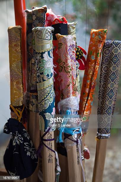 Henro Walking Sticks or Staffs The Shikoku Pilgrimage is a trail of 88 temples on the island of Shikoku It is believed all 88 temples were visited by...
