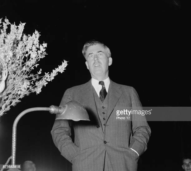 Henry Agard Wallace 18881965 Photographed in 1945 Henry Agard Wallace was the 33rd Vice President of the United States the Secretary of Agriculture...