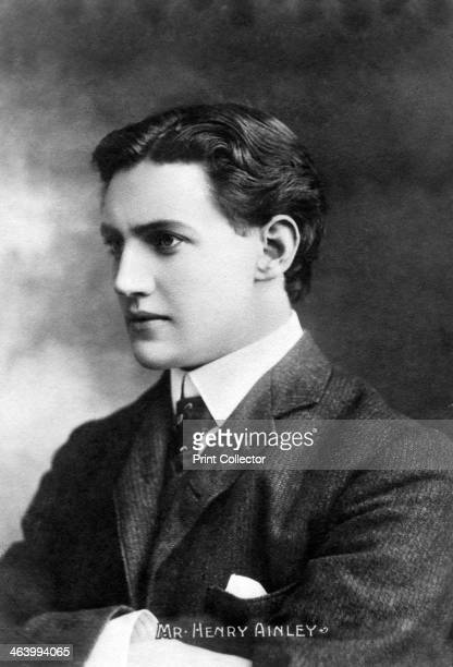 Henry Ainley English actor early 20th century