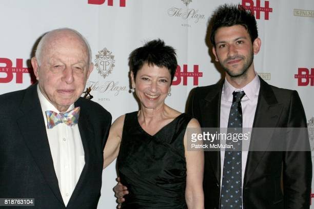 Henry Arnold, Jody Arnhold and Paul Arnhold attend BALLET HISPANICO'S 40th Anniversary Spring Gala at the Plaza Hotel on April 19th, 2010 in New York...