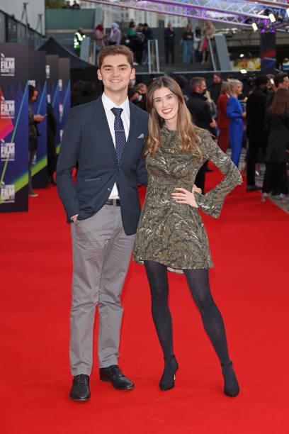 "GBR: ""Mothering Sunday"" UK Premiere - 65th BFI London Film Festival"