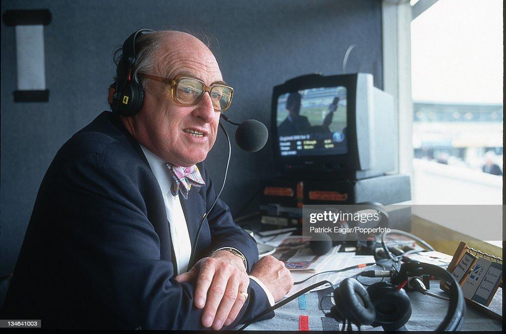 England v Australia, 1st  Test, Edgbaston, Jun 97 : News Photo