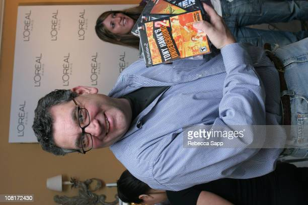 Henry Bronchtein at Activision during HBO Luxury Lounge - Day 1 at Peninsula Hotel in Beverly Hills, California, United States.
