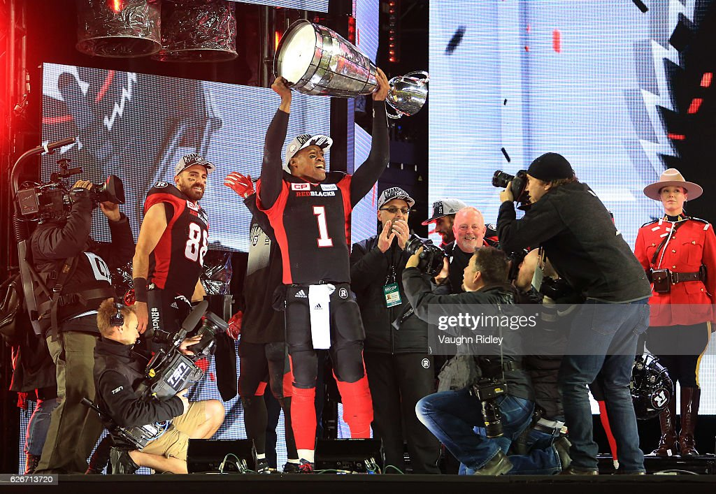 104th Grey Cup Championship Game : News Photo