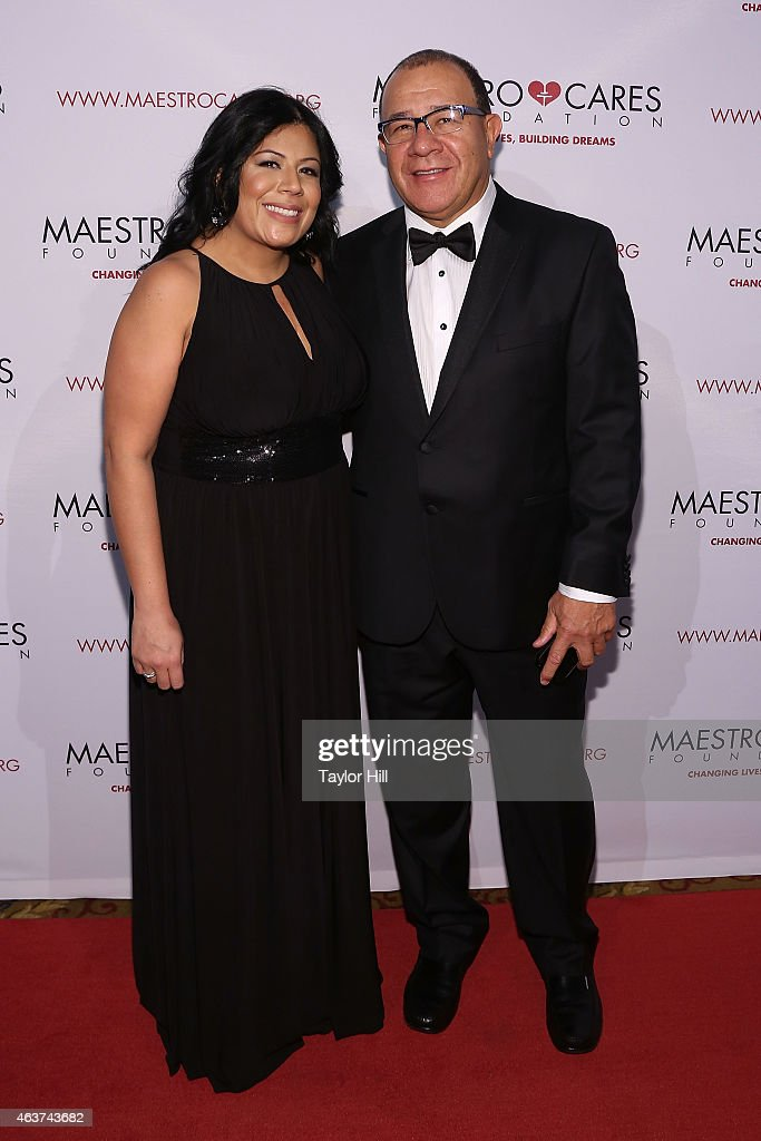 Henry Cardenas attends the 2015 Maestro Cares Gala at Cipriani Wall Street on February 17, 2015 in New York City.