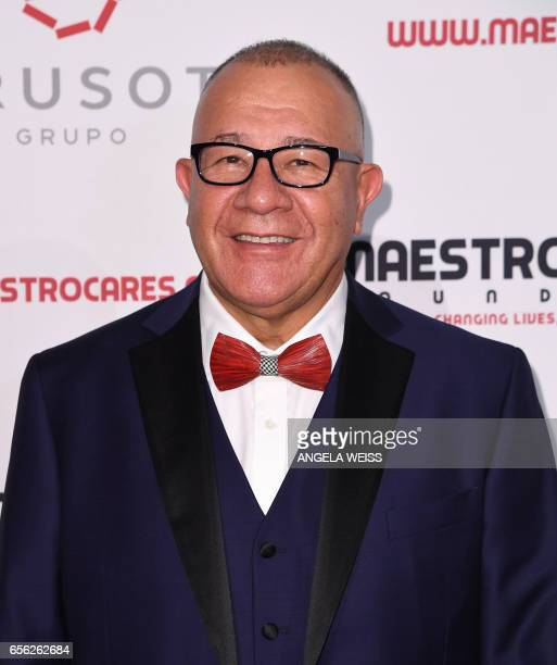 Henry Cardenas attends the Maestro Cares Foundation's 4th annual 'Changing Lives/Building Dreams' gala at Cipriani Wall Street on March 21, 2017 in...