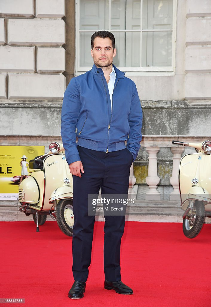 "Film4 Summer Screening - ""The Man From U.N.C.L.E"" - People's Premiere - VIP Arrivals"