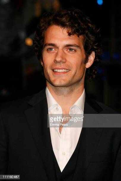Henry Cavill attends the premiere of Sucker Punch at Vue West End on March 30 2011 in London England