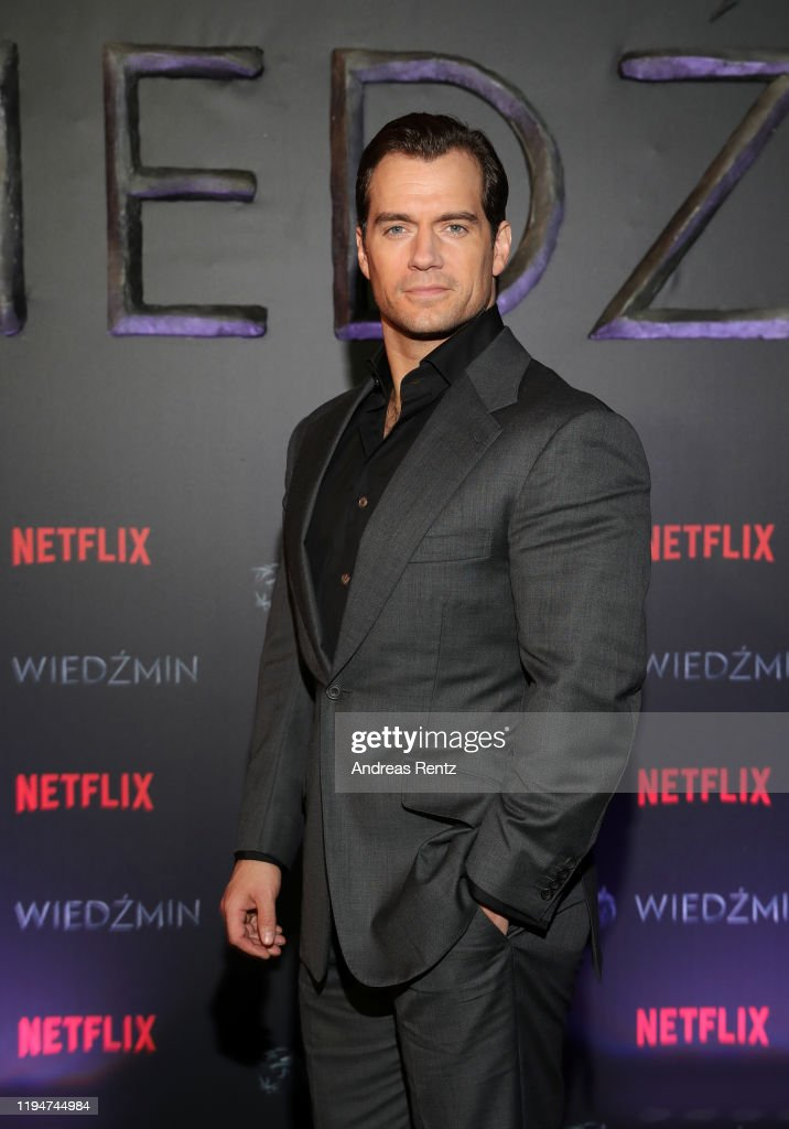 """The Witcher"" Netflix Premiere In Warsaw : News Photo"