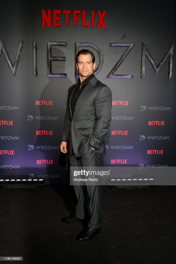 """The Witcher"" Netflix Premiere In Warsaw : News Photo"