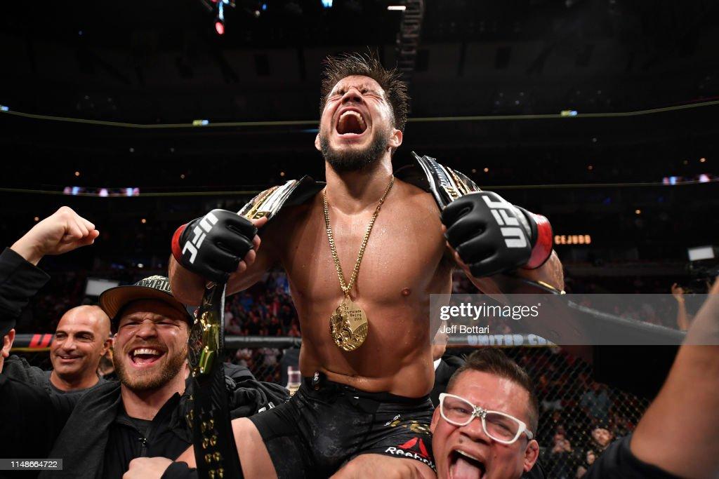 UFC 238: Cejudo v Moraes : News Photo