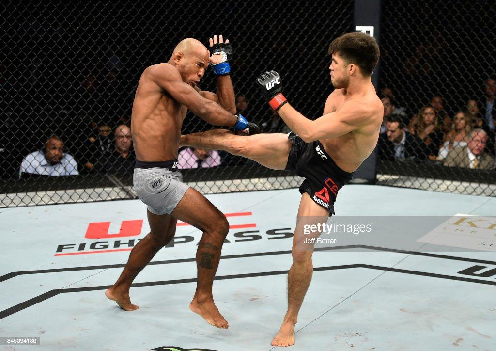 UFC 215: Cejudo v Reis : News Photo