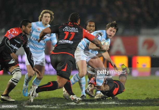 Henry CHAVANCY Metro Racing 92 / Toulon 16e journee Top 14 Photo Dave Winter / Icon Sport