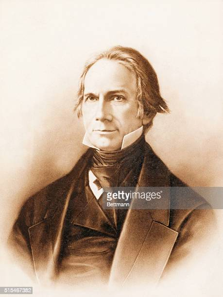 Henry Clay, , was an American statesman and a Secretary of State under John Quincy Adams.