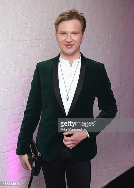 Henry Conway attends the London Cabaret Club gala launch party at The Collection on May 8 2014 in London England