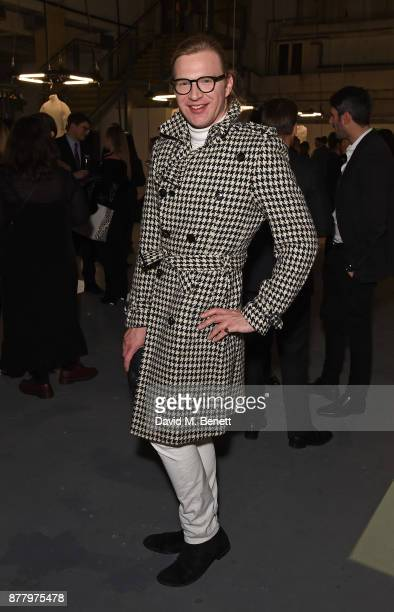Henry Conway attends the WHITE cocktail party hosted by Italian Trade Agency at Ambika on November 23 2017 in London England
