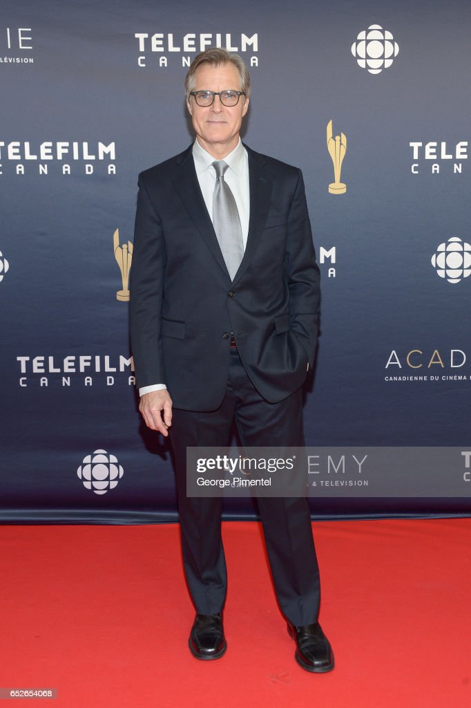2017 Canadian Screen Awards : News Photo