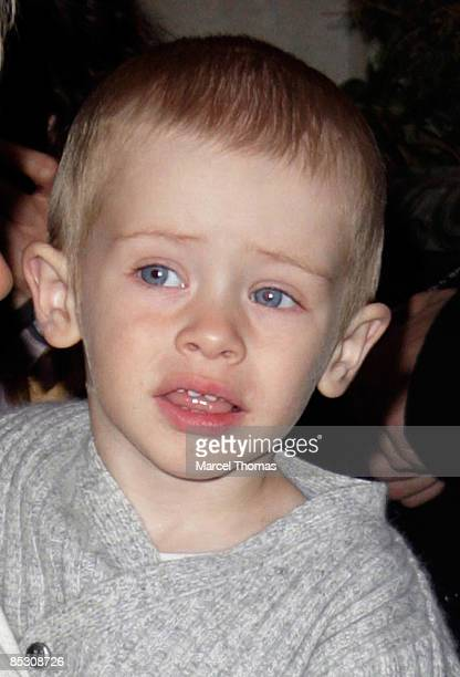 Henry Daniel Moder son of actress Julia Roberts is seen on the streets of Manhattan on March 7 2009 in New York City