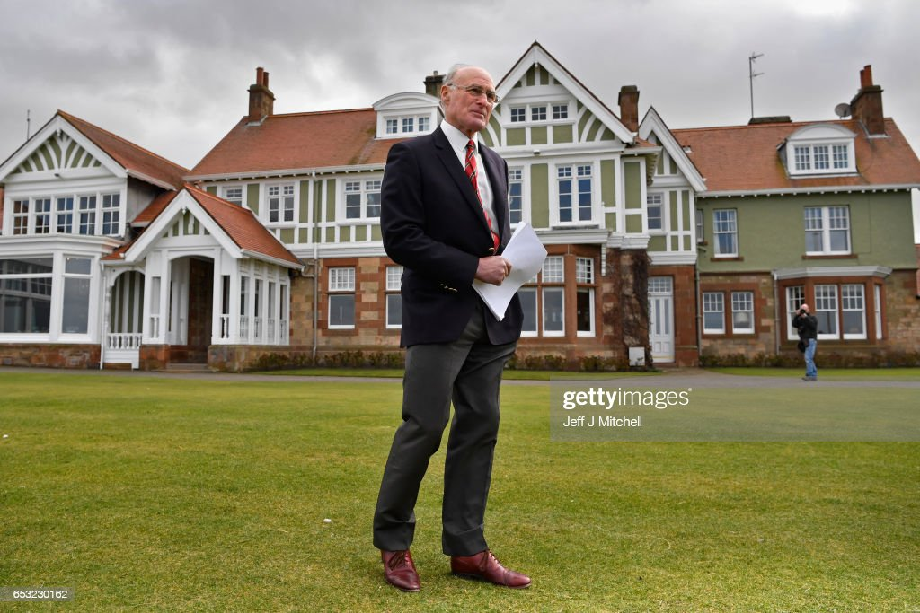 Muirfield Golf Club Announces Results Of Ballot To Admit Women Members : News Photo