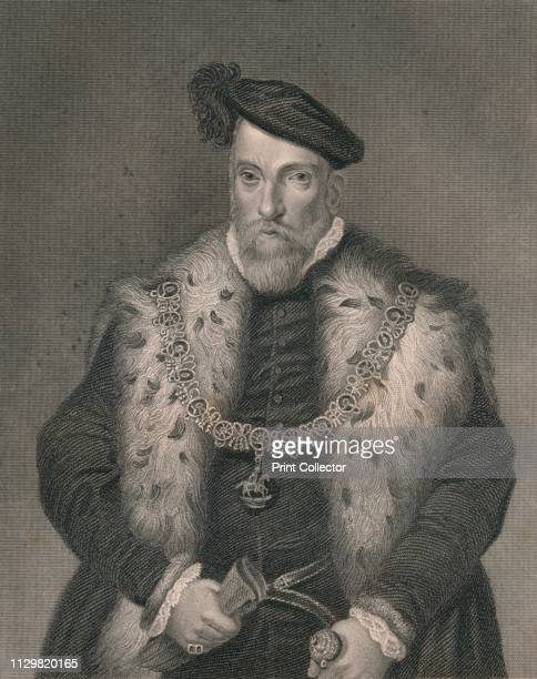 Henry Fitzalan Earl of Arundel' Portrait of English nobleman Henry Fitzalan 19th Earl of Arundel a prominent figure at the courts of Edward VI Mary...