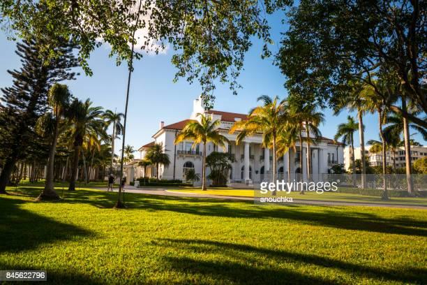 Henry Flagler Museum, Palm Beach, Florida, USA
