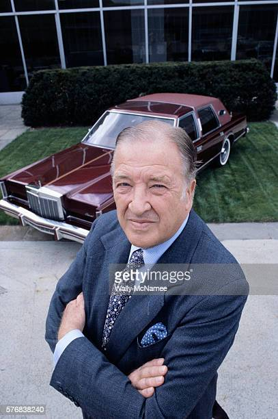 Henry Ford II Ford Motor Company President is the grandson of Henry Ford