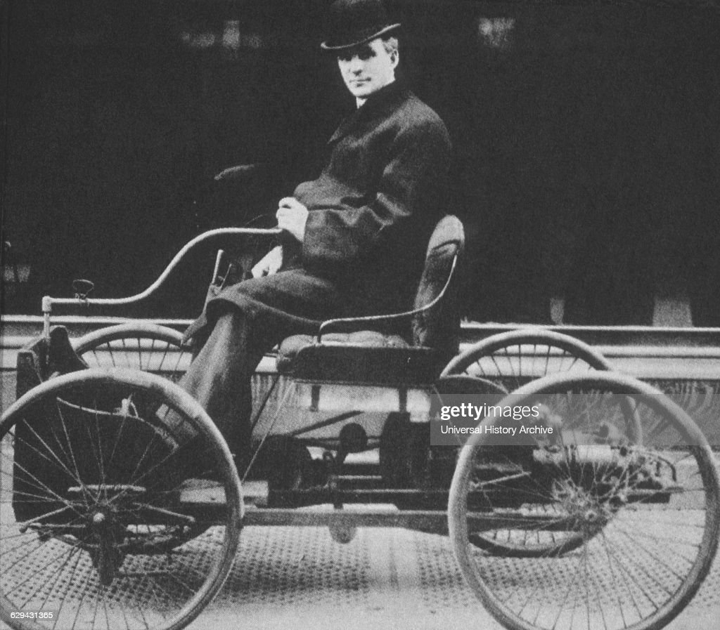 Henry Ford Automobile Transportation Pictures   Getty Images