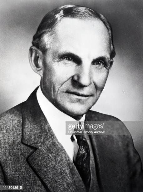 Henry Ford was an American captain of industry and a business magnate.